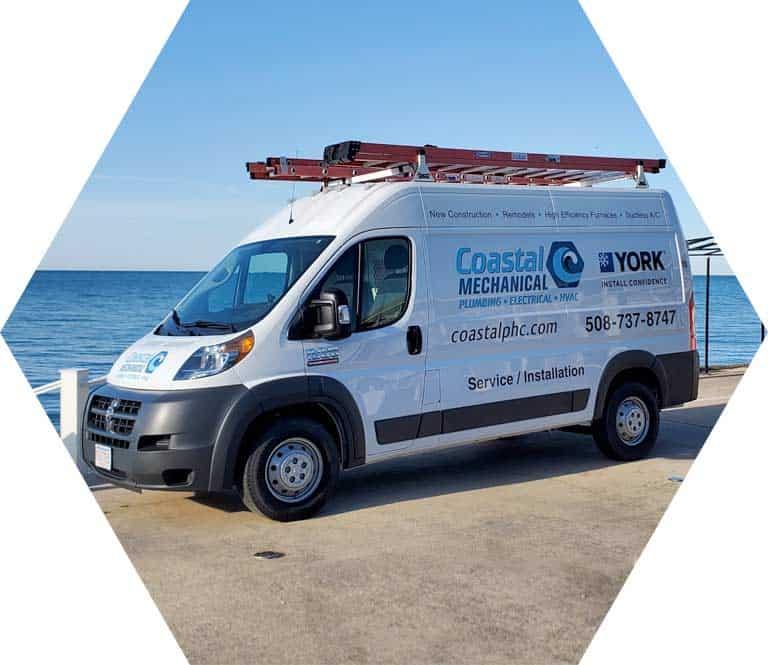 Coastal Mechanical van