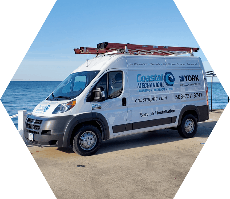 Coastal Mechanical van